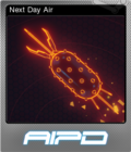 AIPD - Artificial Intelligence Police Department Foil 3
