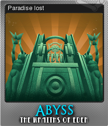 Abyss The Wraiths of Eden Foil 5