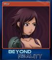Beyond Reality Card 2