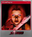 BloodRayne Foil 5