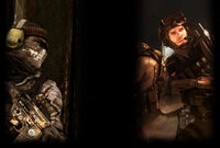 Call of Duty Ghosts Multiplayer Background Ghost