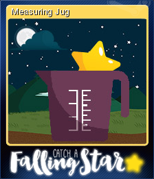 Catch a Falling Star Card 1