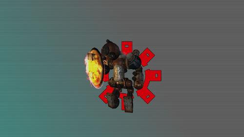 CortexGear AngryDroids Artwork 5