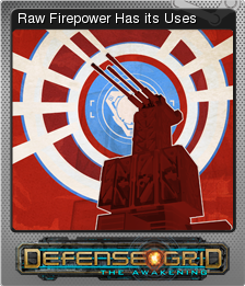 Defense Grid The Awakening Foil 5