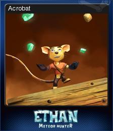 Ethan Meteor Hunter Card 2