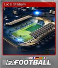 FX Football Foil 5