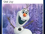 Frozen Free Fall: Snowball Fight - Olaf Joy