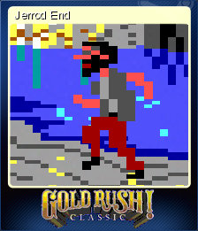 Gold Rush! Classic Card 09