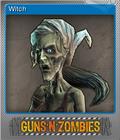 Guns n Zombies Foil 3