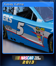 NASCAR the Game 2013 Card 2