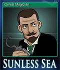 SUNLESS SEA Card 4