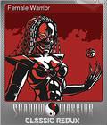 Shadow Warrior Classic Redux Foil 2