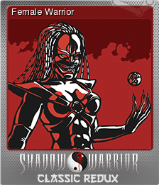 Shadow Warrior Classic Redux Foil 2