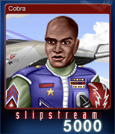 Slipstream 5000 Card 1