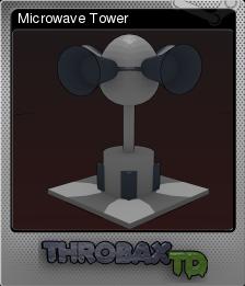 Throbax TD Foil 4