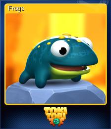 Toki Tori 2+ Card 4