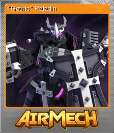 AirMech Foil 9