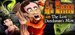 Al Emmo and the Lost Dutchman's Mine Logo