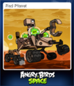 Angry Birds Space Card 5