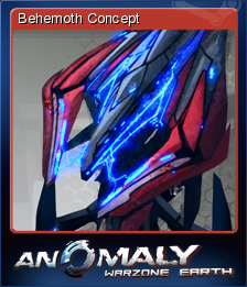 Anomaly Warzone Earth Card 2