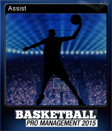 Basketball Pro Management 2015 Card 3