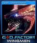 GoD Factory Wingmen Card 3