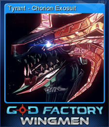GoD Factory Wingmen Card 3