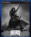 Hatred Card 2