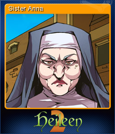 Heileen 2 The Hands Of Fate Card 2