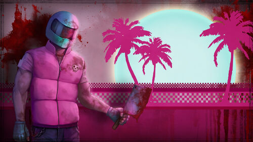 Hotline Miami Artwork 1