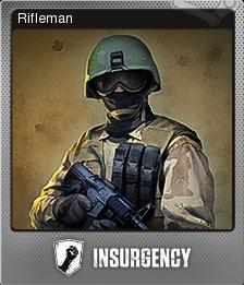 Insurgency Foil 5