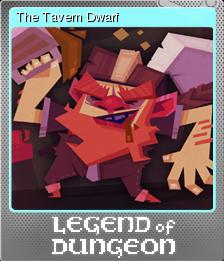 Legend of Dungeon Foil 2