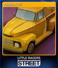 Little Racers STREET Card 01