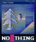 NO THING Card 5