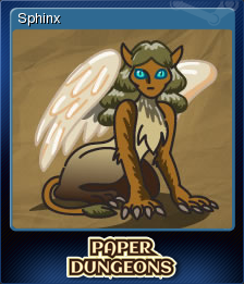 Paper Dungeons Card 6