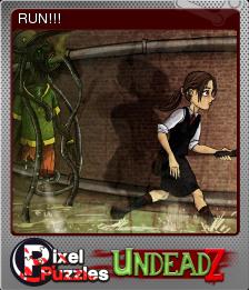 Pixel Puzzles UndeadZ Foil 02