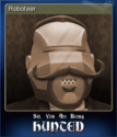 Sir You Are Being Hunted Card 1
