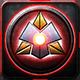 Sol Survivor Badge Foil Field Marshal