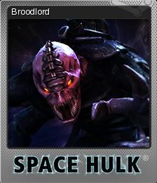 Space Hulk Foil 1