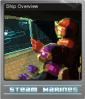 Steam Marines Foil 4