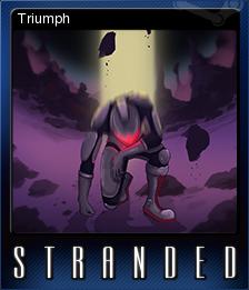 Stranded Card 6