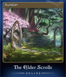 The Elder Scrolls Online Card 1