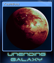 Unending Galaxy Card 4