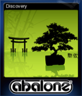 Abalone Card 1