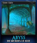 Abyss The Wraiths of Eden Card 3