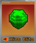 Alien Blitz Foil 3