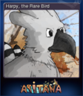 Aritana and the Harpys Feather Card 5