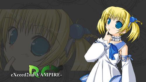 EXceed 2nd - Vampire REX Artwork 7