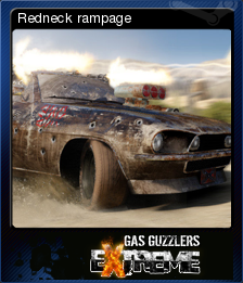 Gas Guzzlers Extreme Card 1
