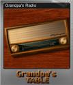 Grandpa's Table Foil 01